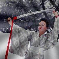 Фотосессия Японские мотивы :: Евгений Жиляев
