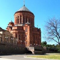 Кафедральный собор Армянской Апостольской православной церкви :: Николай Дони