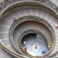 Двойная лестница в Ватикане :: Ольга П
