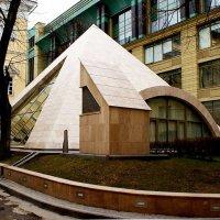 Геометрия зданий :: Николай Дони