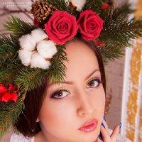 Нежная зима :: Анастасия Карабило