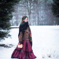 Русские мотивы :: Анна Рыжковская (Егорова)