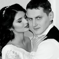 Карина и Юрий :: Katerina Lesina