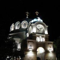 Евпаторийский собор ночью :: Александр Хайленко