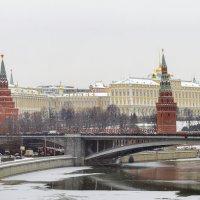 Утренний город :: Ирина Шарапова