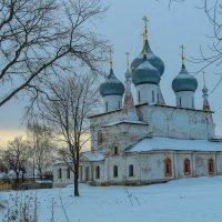 Храм зимой :: Павел Аксёнов