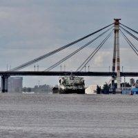 Река. Мост. Корабли... :: VADIM *****