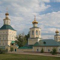Иоанно-Богословский мужской монастырь :: Андрей Ванин