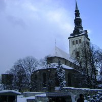 Таллин. Новогодние каникулы :: Elena Elka