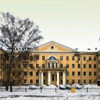 Уфа больница N 8 :: Константин Вавшко
