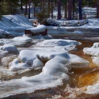 Ледянные узоры :: vladimir