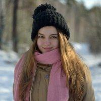 Портрет девушки. :: Сергей Адигамов