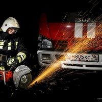 служба пожарных :: Роман Пеньков