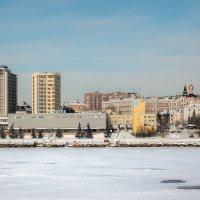 САРАТОВ_речной вокзал :: Андрей ЕВСЕЕВ