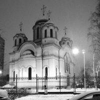 Ночной город :: Viktor Pjankov