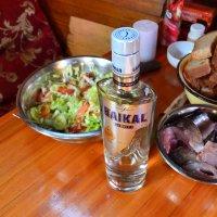 Байкальское гостеприимство :: Ольга