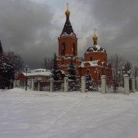 IMG_2110 - Москва златоглавая :: Андрей Лукьянов
