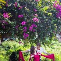 Фотосессия lovestory во Вьетнаме :: Артем Волчков