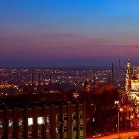 Вечерний городской пейзаж :: Владимир Максимов