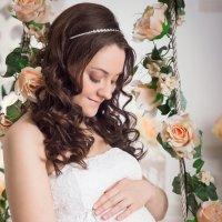 Будущая мама Алла :: Любовь Якимчук