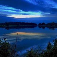 Ночная  рыбалка. :: Валера39 Василевский.
