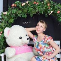 Танюша и Медведь :: DaRiA V