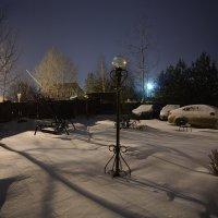 ночь, новый год, занесло :: Ruslan M