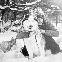 зимние забавы) :: photographer Anna Voron