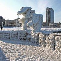 Дивный скульптор - зима :: Константин Николаенко