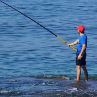 Рыбак. :: Валерьян