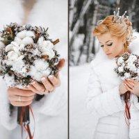 Зимняя сказка :: Алена Шпинатова