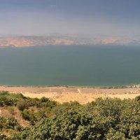 Кинерет (Галилейское море) :: Алексей Михалев