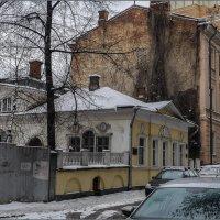 Улицы московские ... Мансуровский переулок :: Наталья Rosenwasser