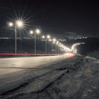Ночная дорога :: Артем Мариев