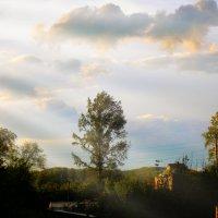 ...а к вечеру выглянуло солнце... :: Сергей Щелкунов
