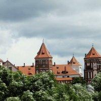 Мирский замок :: Татьяна Шестакович