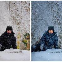 до и после :: Ирина Слайд