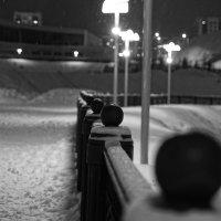 ночная тишина :: Аркадий Немчак