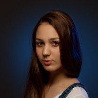 Студийный портрет :: Александр Горелов