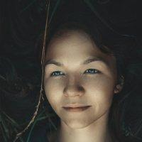 Портрет в траве :: Сергей Анатольевич