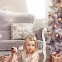 новогодняя принцесса :: Татьяна Левкина (Кулакова)