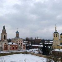 Три храма :: Николай Дони