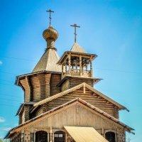 Церковь Всех Святых Сибирских г. Сургут :: Сергей Рудой