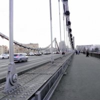 Крымский мост. :: Елена