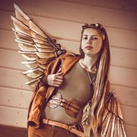 Steampunk angel :: Melissa Salvatore