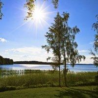 У озера ... :: Александр Яковлев