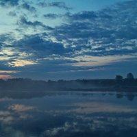 Еще одно утро в начале осени. :: Владимир Михайлович Дадочкин