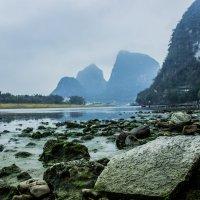 Камни Yangshuo :: Dara S