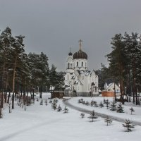Дорога к храму :: Ирина Приходько