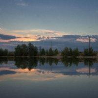 Гладь на озере... :: Irina Polkova